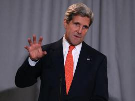 ´En algunos casos, reconozco, como ya ha hecho el presidente (Barack Obama), que estas acciones han llegado demasiado lejos´, dijo el secretario de Estado de EE.UU.
