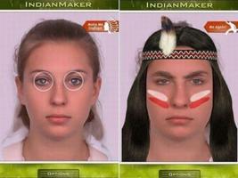 Se trata de Make Me Asian y Make Me Indian, que podían ser descargadas para el sistema Android desde GooglePlay.