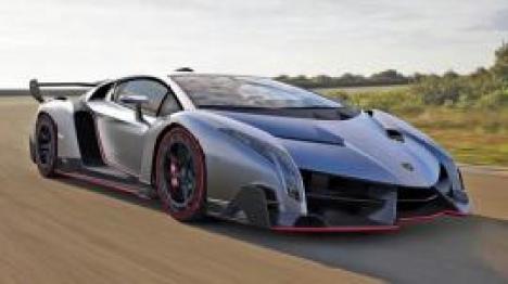 El Veneno de Lamborghini se vende a 4 millones de dólares