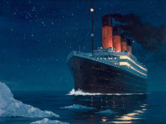 China construirá réplica del Titanic como atracción turística