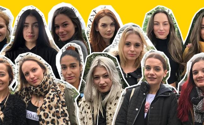 Germany S Next Topmodel 2020 Wer Sich Beim Gntm Casting