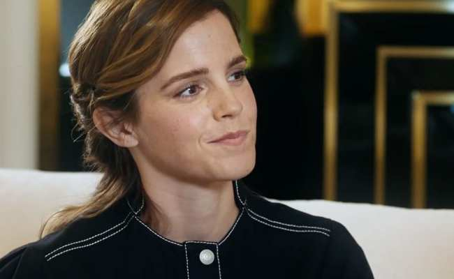Emma Watson Nicht Single Sondern Self Partnered