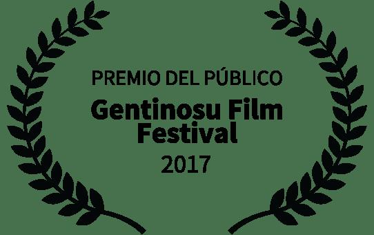 Premio del público en Gentinosu Film Festival