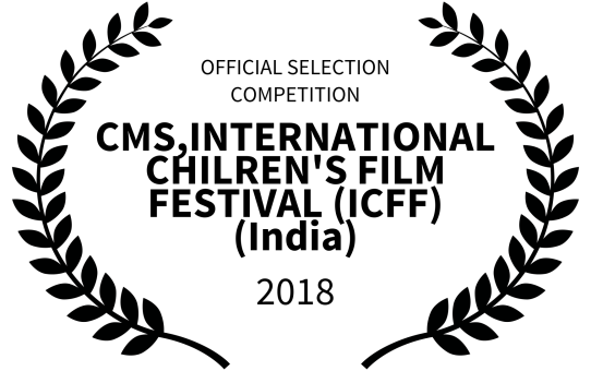 Selección oficial International Children's Film Festival [ICFF] (India)