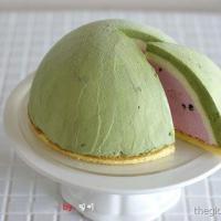 Cách làm bánh Kem dưa hấu
