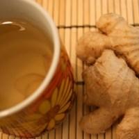 Cách pha Trà Gừng - Homemade Ginger Tea