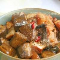 Cách nấu món Cá kho chuối xanh