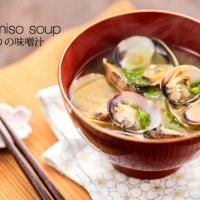 Cách nấu Canh ngao kiểu Nhật ngon và lạ miệng