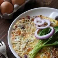 Cách làm Trứng chiên Xúc xích