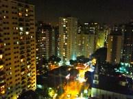 Vista de Moema desde el departamento