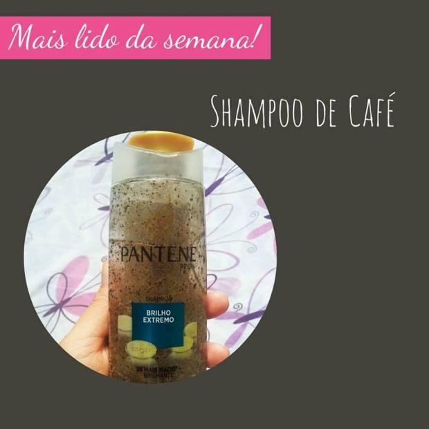 Minha experiência com Shampoo de Café (Paty)