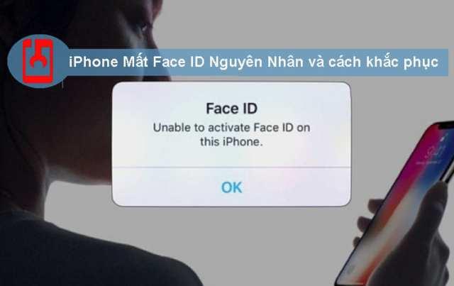 Iphone Mất Face Id Nguyên Nhân Và Cách Khắc Phục