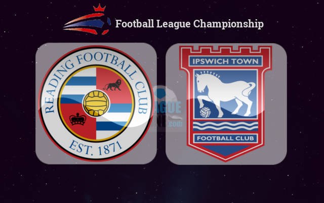 Reading vs Ipswich Town