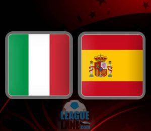 Italy vs Tây Ban Nha