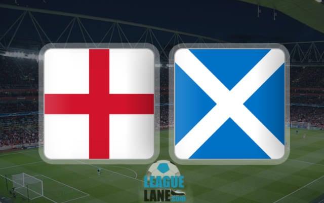 Anh vs Scotland