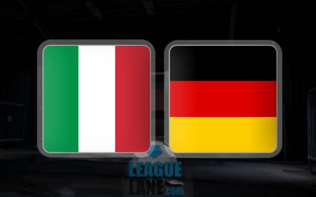 Italy vs Đức