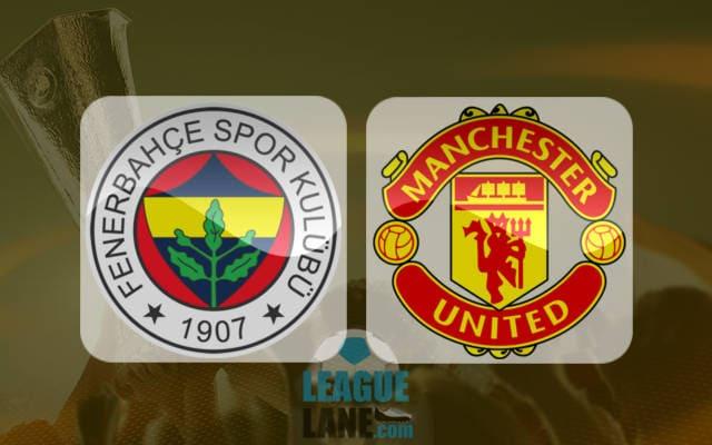 Fenerbahce vs Manchester United