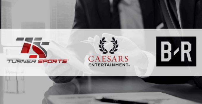 Caesars Entertainment Corporation hợp tác với Turner Sports