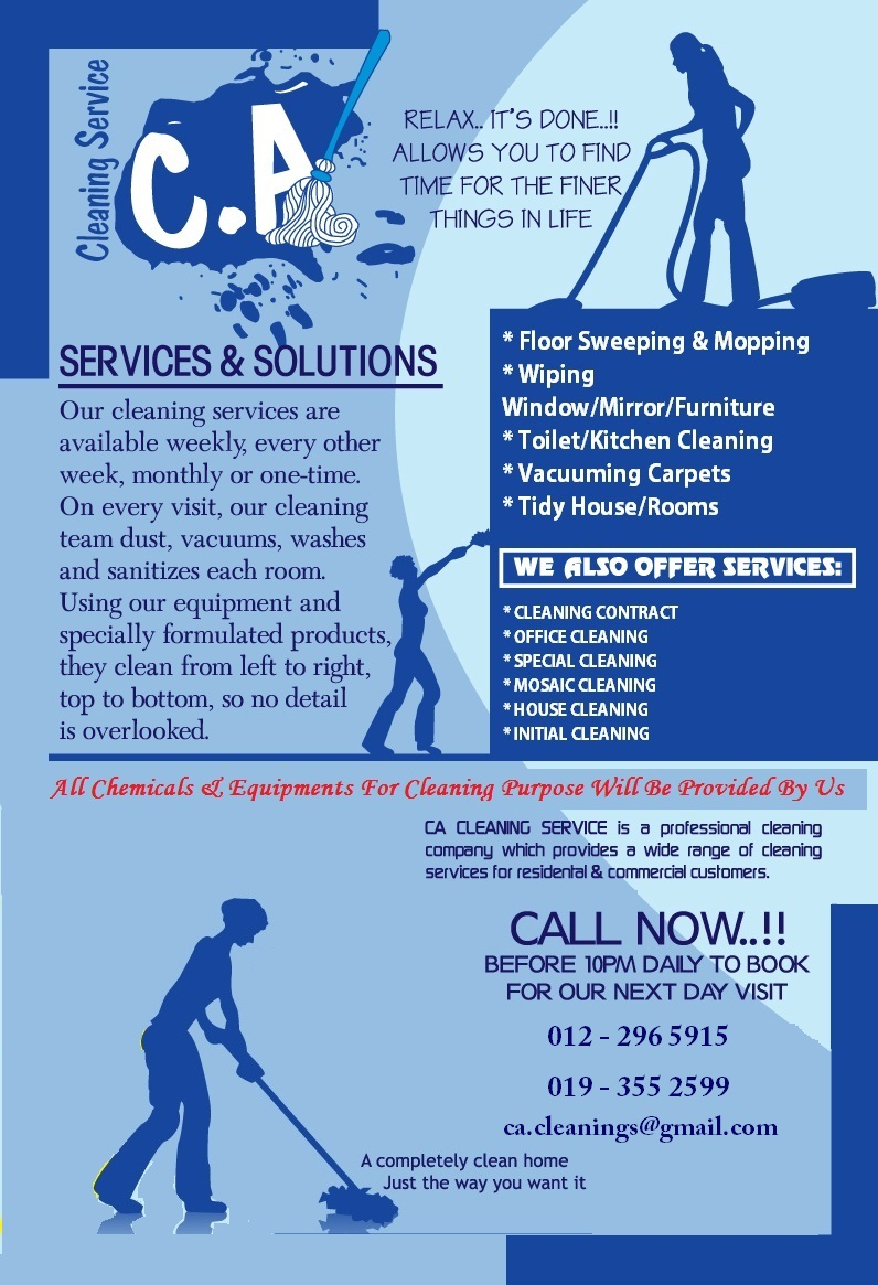 cacleaningservice  cleaning services cleaner house cleaning office cleaning part time maid