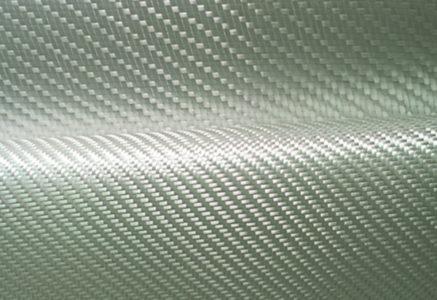 Twill fiberglass cloth
