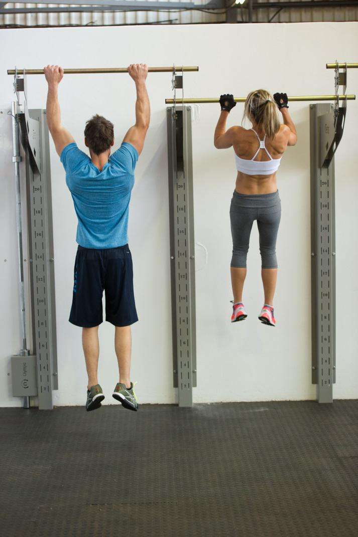 More than a pull up bar