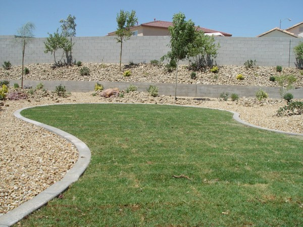 creating desert climate curb appeal