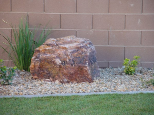 rocks boulders and flagstone
