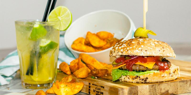 CACTUS  Cocktails  Burger  Deine Burger und Cocktail