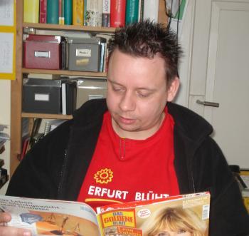Das goldene Blatt - gelesen von Ulrich Haage