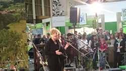Duo: Ministerin Keller und Christina Rommel