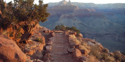 Down the South Kaibab