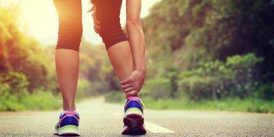 Leg Pain Courtesy of Running Bug