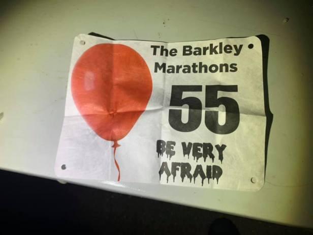 Noe's 2021 Barkley Bib