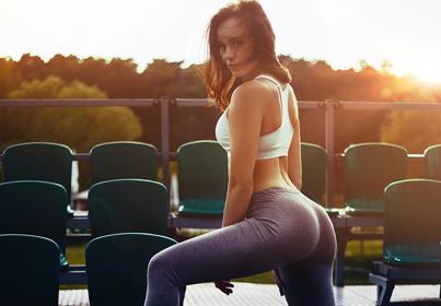 Najładniejsze legginsy wyszczuplające