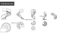 Spiral Staircase Plan | www.imgkid.com - The Image Kid Has It!