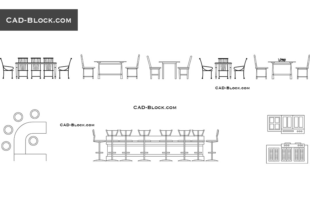 Office chair autocad block - Dining Tables Elevation Free Cad Filedining Chair Autocad Block Ideasidea
