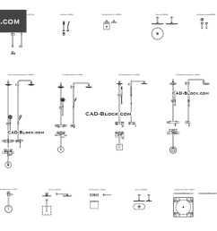 bathroom showers cad blocks autocad file [ 1080 x 760 Pixel ]