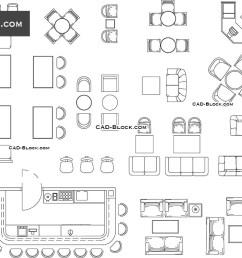 furniture for bar restaurant cad blocks autocad file [ 1080 x 760 Pixel ]