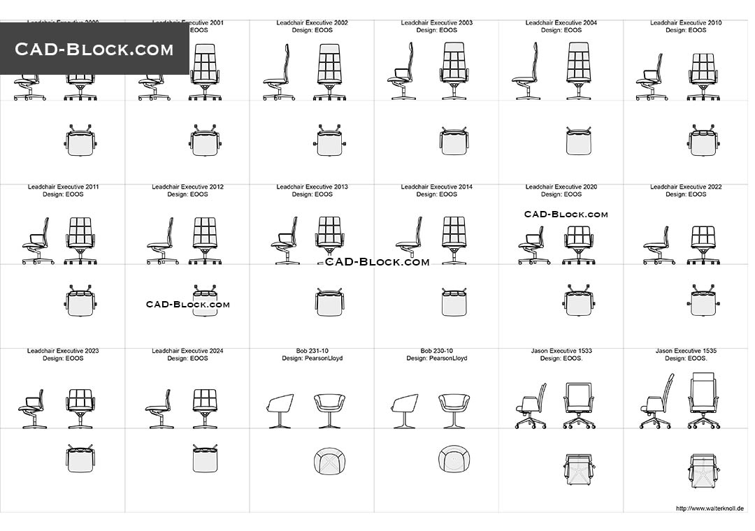 office chair elevation cad block alliance party chairs autocad blocks free download file