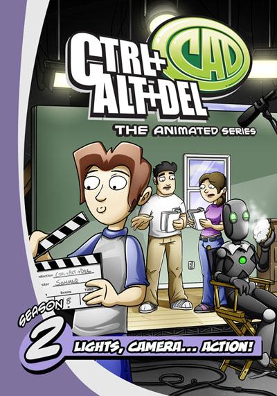 Ctrl+alt+del : ctrl+alt+del, Ctrl+Alt+Del, Animated, Series, Season, Comic, Ctrl+Alt