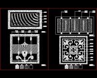 Parquet floor gallery Free download AutoCAD Blocks