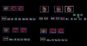 Free Download AutoCAD Blocks Cad3dmodelfreecom
