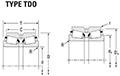 TRB TDO Line Drawing