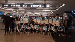 La delegación U-20 espera por el viaje a Lima