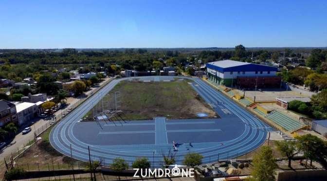 Concepción del Uruguay inaugura su pista sintética