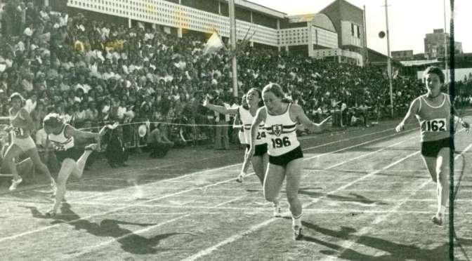El atletismo recupera Parque Chacabuco
