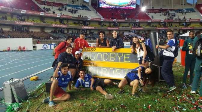 Argentina en la despedida de los Mundiales U-18