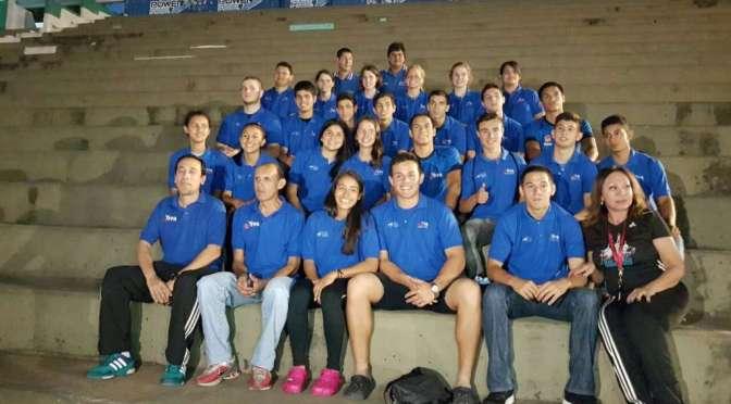equipo de Paraguay