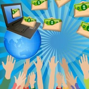 dinheiro internet cada centavo conta