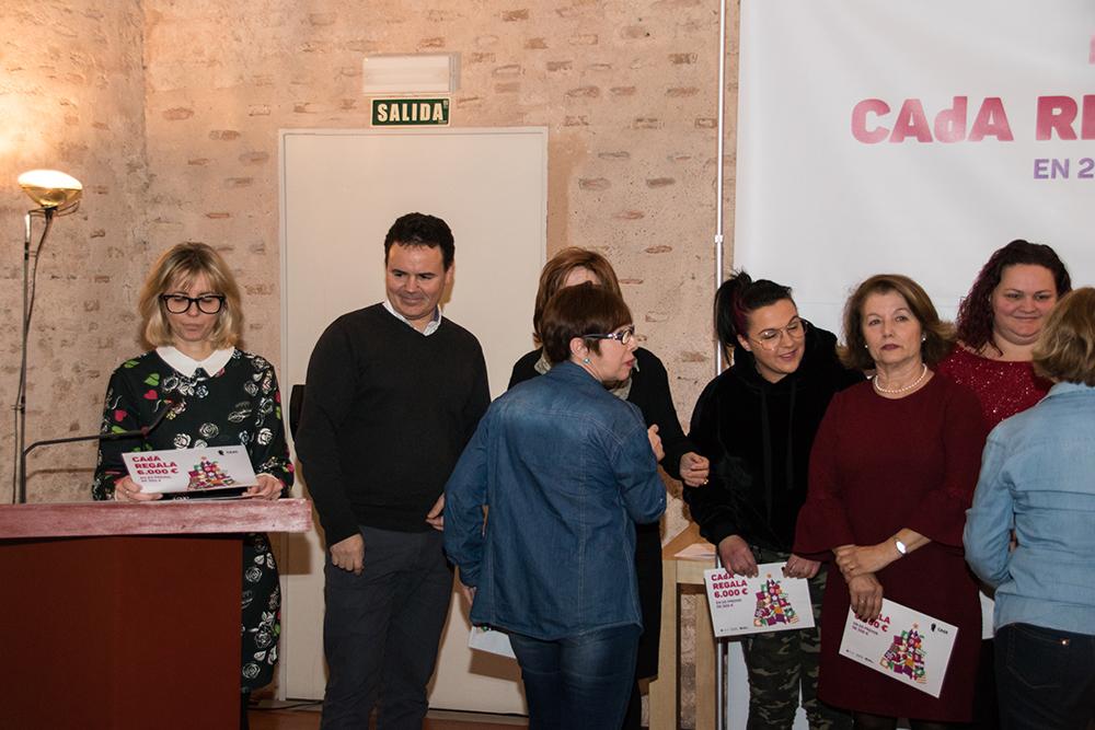 Entrega de Premios CAdA Navidad 2017-18